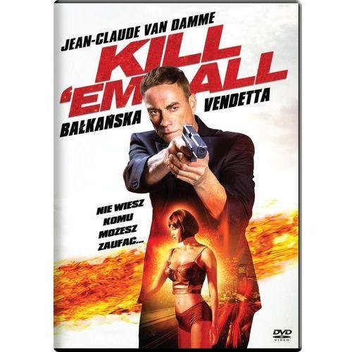 Bałkańska vendetta (dvd) marki Imperial cinepix
