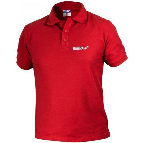 Dedra Koszulka polo bh5pc-l czerwony (rozmiar l) (5902628211620)