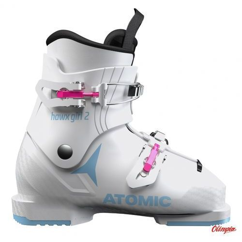 Atomic Buty narciarskie hawx girl 2 white/denim blue 2018/2019
