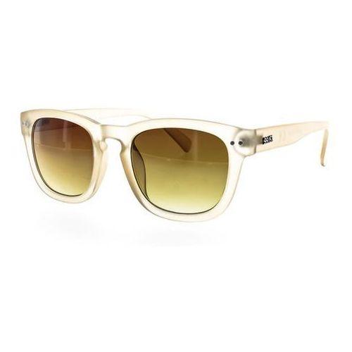 Okulary Słoneczne SmartBuy Collection Barrow Street M10 JST-43, kolor żółty