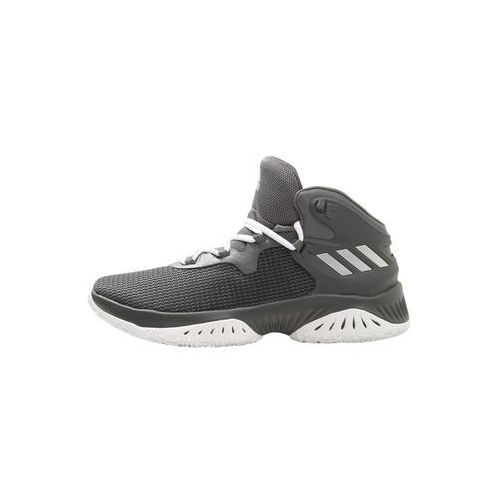 adidas Performance EXPLOSIVE BOUNCE Obuwie do koszykówki grey four/silver metallic, GTG22