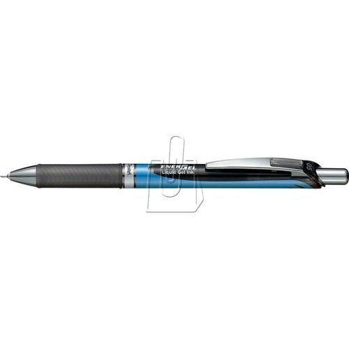 Pióro żelowe PENTEL EnerGel BLN75 - czarny
