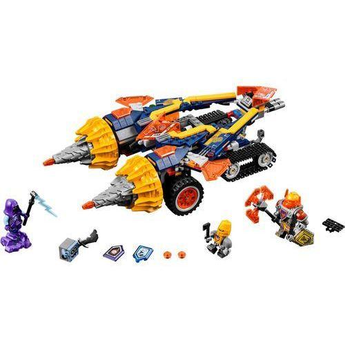 70354 ROZBIJACZ AXLA (Axl's Rumble Maker) KLOCKI LEGO NEXO KNIGHTS - BEZPŁATNY ODBIÓR: WROCŁAW!