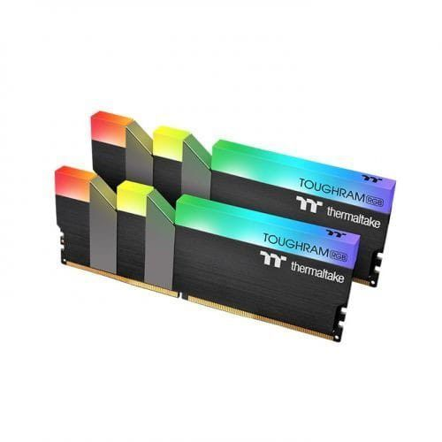 Thermaltake Pamięć do PC - DDR4 16GB (2x8GB) ToughRAM RGB 3200MHz CL16 XMP2