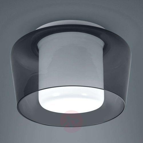 canio lampa sufitowa biały, siwy, 1-punktowy - - nowoczesny - obszar wewnętrzny - canio - marki Helestra