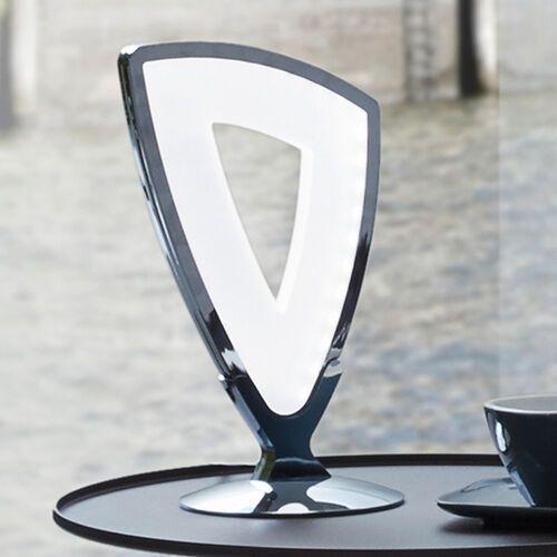 Eglo amonde lampa stołowa led chrom, 1-punktowy - nowoczesny - obszar wewnętrzny - amonde - czas dostawy: od 8-12 dni roboczych (9002759952235)