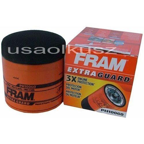 Filtr oleju silnika firmy chevrolet trailblazer v8 2007-2009 marki Fram
