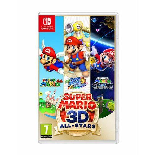 Nintendo Super mario 3d all stars (nsw) // wysyłka 24h // dostawa także w weekend! // tel. 696 299 850