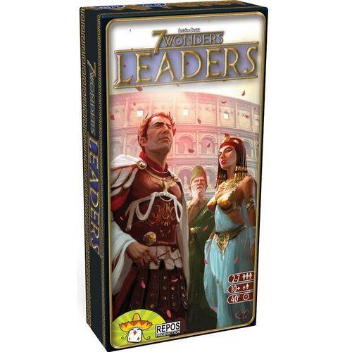 7 Cudów Świata - Liderzy (Leaders), kup u jednego z partnerów
