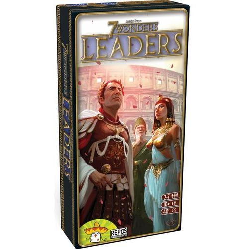 OKAZJA - 7 Cudów Świata - Liderzy (Leaders) (5425016922163)