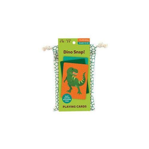 Gra karciana w podr�nym opakowaniu Mudpuppy (Dino k�ap), MP53701