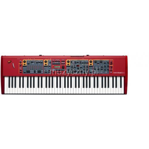 stage 2 ex hp76 stage piano, organy, syntezator od producenta Nord