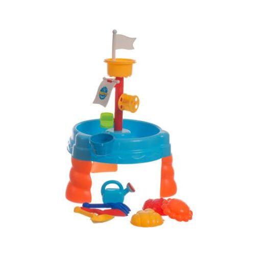 BIECO Stoli wodny / do piasku 17-części - produkt z kategorii- Zabawki do piaskownicy