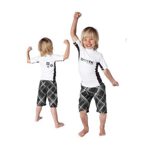 Lycra Mystic 2015 Star Rashvest Kids S/S White
