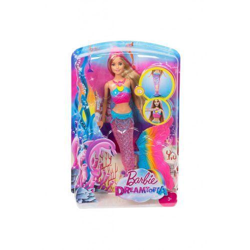 Lalka Barbie Tęczowa Syrenka 3Y35JL