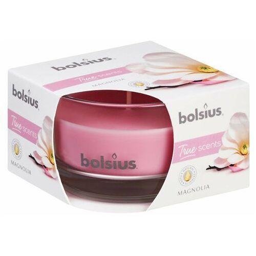Świeca zapachowa w szkle true scents magnolia marki Bolsius