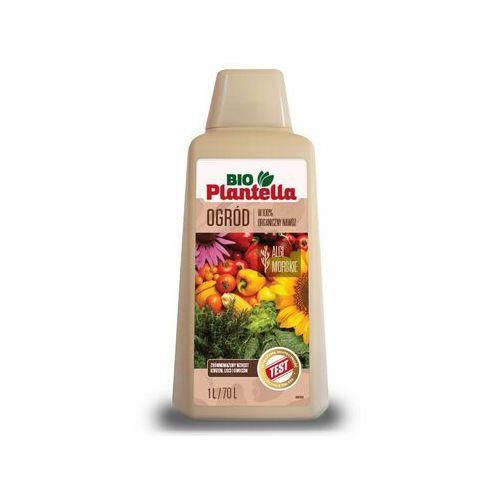 Bio plantella Nawóz organiczny w płynie 1l. nawóz naturalny algi morskie. (3830001599015)