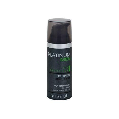 platinum men 24 h protection regenerujący krem na noc do cery zmęczonej wyprodukowany przez Dr irena eris