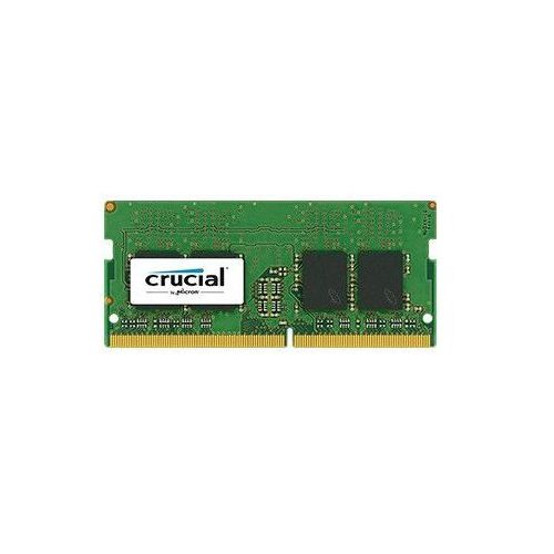 Crucial DDR4 8GB/2400 CL17 SODIMM SR x8 260pin, 1_496537