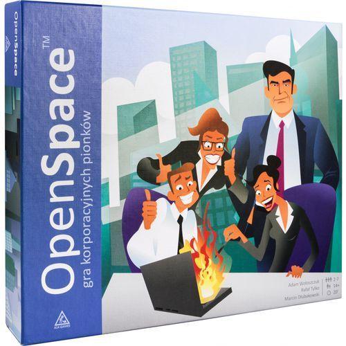 OKAZJA - Inne gry Openspace gra korporacyjnych pionków (5904730863001)