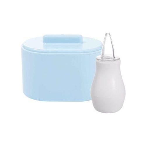 BEBE JOU Pojemnik na art. higieniczne z aspiratorem 16 blue