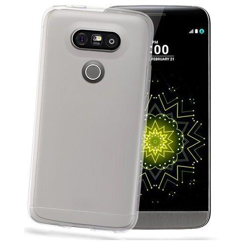 Etui CELLY GELSKIN550 do LG G5 Przezroczysty (Futerał telefoniczny)