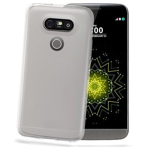 Etui CELLY GELSKIN550 do LG G5 Przezroczysty + Zamów z DOSTAWĄ JUTRO!