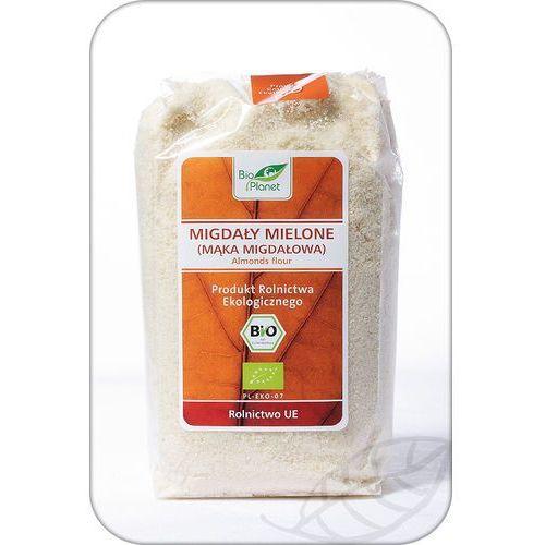 Migdały mielone (mąka migdałowa) bio 250g - marki Bio planet