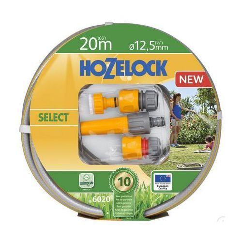Wąż ogrodowy HOZELOCK Do podlewania 6020