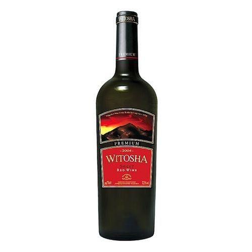 OKAZJA - WITOSHA 750ml Red Wino bułgarskie czerwone słodkie | DARMOWA DOSTAWA OD 200 ZŁ (alkohol)