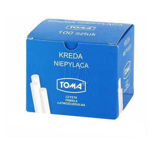 Toma Kreda biała okrągła 100 szt. (5901133802002)