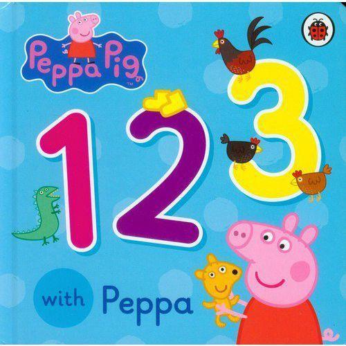 Peppa Pig: 123 with Peppa - wysyłamy w 24h (16 str.)