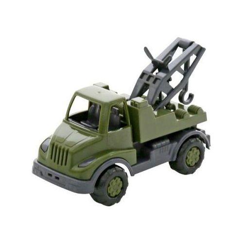 Knopik samochód-ewakuator wojskowy
