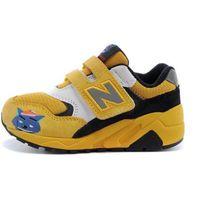 Buty dziecięce New Balance MRT580LEE Żółte/białe/czarne/szare
