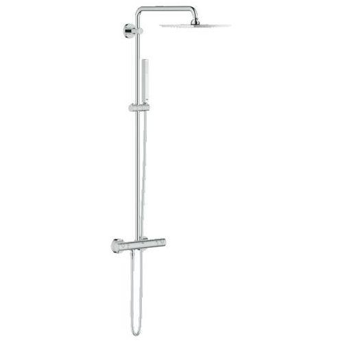Grohe system prysznicowy z termostatem do montażu ściennego euphoria cube xxl 230 26187000