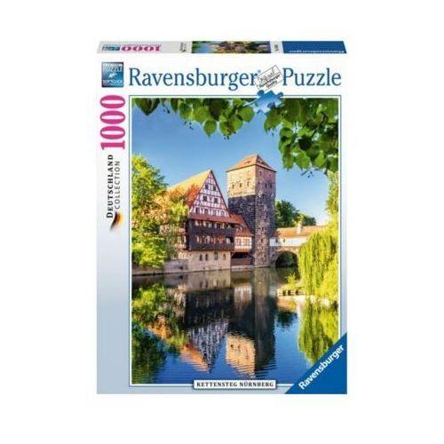 Ravensburger Raven. 1000 el. norymberga