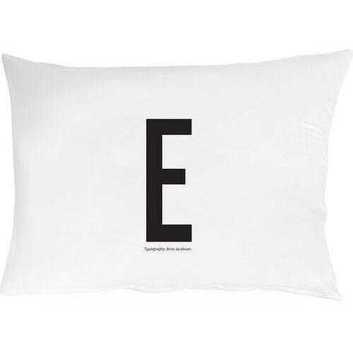 Poszewka na poduszkę Arne Jacobsens Vintage ABC litera E, 10203401-E