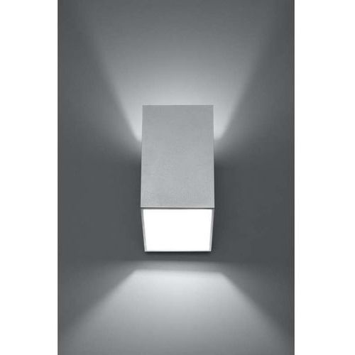 Sollux - kinkiet tunnel biały