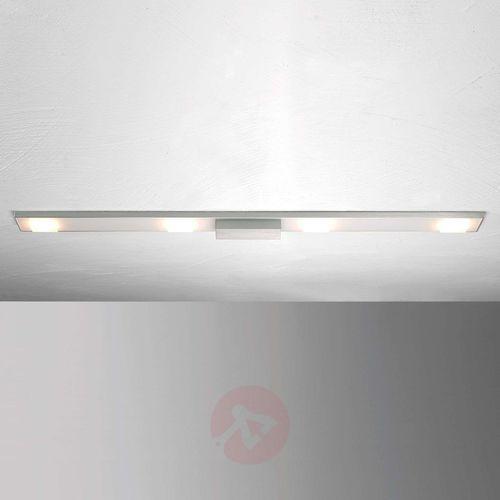 slight lampa sufitowa led aluminium, 4-punktowe - nowoczesny - obszar wewnętrzny - slight - czas dostawy: od 2-3 tygodni marki Bopp