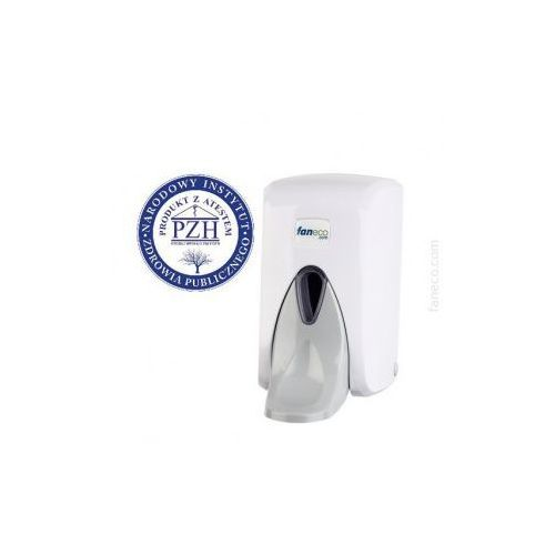 Dozownik łokciowy do płynów dezynfekcyjnych i mydła w płynie 0,5l pop marki Faneco