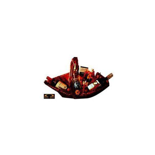 Kosz delikatesowy zmierzch nad złotą doliną marki Smacza jama