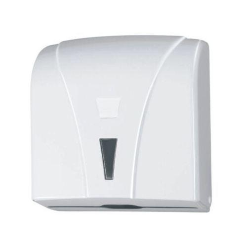 Pojemnik / dozownik na ręczniki papierowe z podajnik na ręczniki, dozownik do ręczników marki Linea