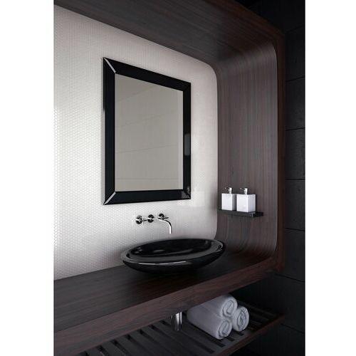 Lustro łazienkowe bez oświetlenia DOMINO 80 x 55 cm DUBIEL VITRUM, Dubiel Vitrum_2796522