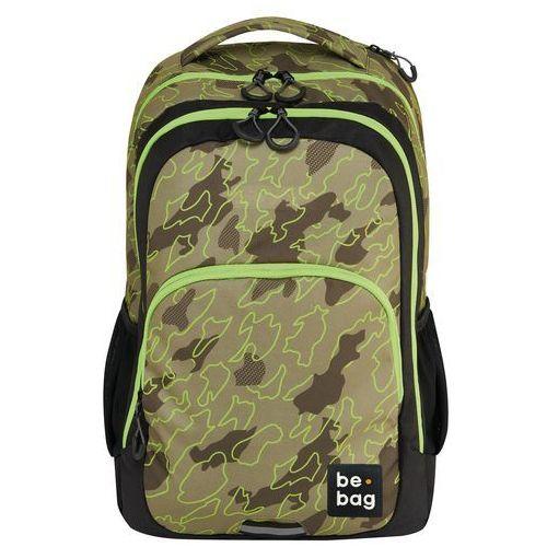 Plecak Be.bag Abstract comouflage (5901389575170)