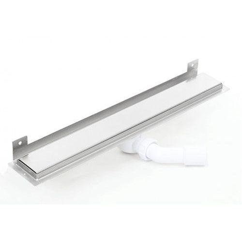 Kesmet wall silver smooth odpływ ścienny 1000kwf_p 1000mm (syfon plastikowy)