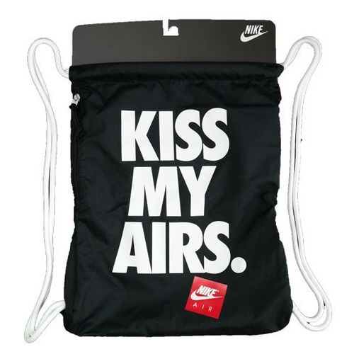 NIKE worek plecak torba z KIESZENIĄ szkoła trening
