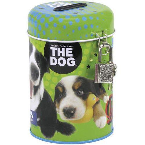 Skarbonka z kłódką the dog marki Derform