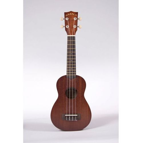 Kala Makala Ukulele sopranowe Pack with Tuner & Bag