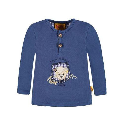 Steiff młodych koszulka z hirts - 98, kolor niebieski