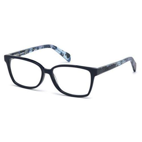 Okulary korekcyjne  dl5210 090 wyprodukowany przez Diesel